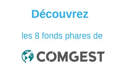 Les 8 Fonds de Comgest commercialis�s sur EasyBourse