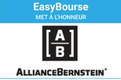 Découvrez 9 fonds phares d'AllianceBernstein commercialisés sur EasyBourse