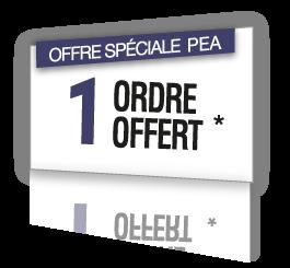1 ordre offert