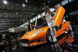 Saab vend les voitures de sport Spyker