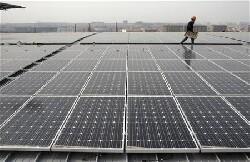 Le solaire, grand gagnant des énergies vertes en 2014
