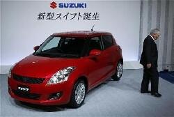 Volkswagen songerait à une OPA sur Suzuki