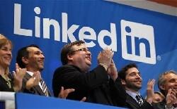 LinkedIN et Twitter  flambent à Wall Street