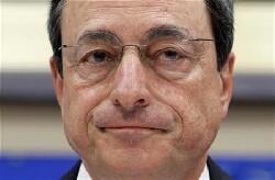 La BCE relève ses prévisions de croissance mais pas ses taux