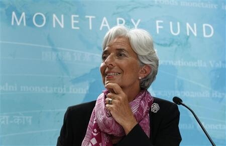 Le FMI applaudit le programme d'Emmanuel Macron