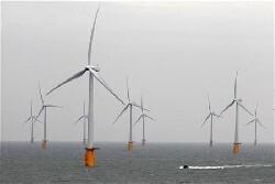 Areva pressenti pour reprendre l'�olien offshore d'Alstom