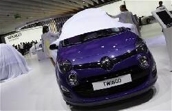 Les ventes de Renault en hausse de 30% en mars en Europe !