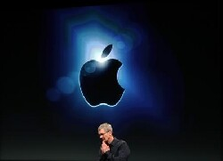 Le patron d'Apple juge