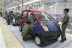 PSA dément un projet d'alliance avec l'indien Tata