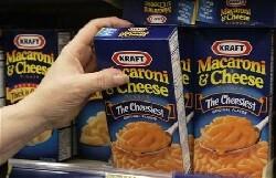 Wall Street célèbre le mariage entre Kraft Foods et Heinz