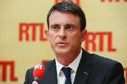 Manuel Valls justifie l'intensification des frappes en Syrie