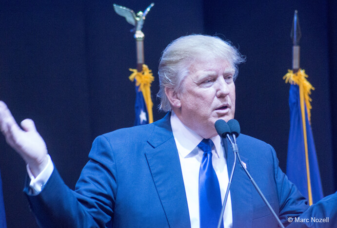 Trump, la Grande Muraille et les bâtons chinois