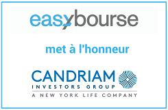 Les 10 fonds phares de Candriam commercialisés sur EasyBourse