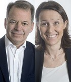 Interview de J-P. Mariaud et I. Pfyffer-Edelfelt  : Responsable de la Gestion Mid et Small Cap et Gérante Actions Petites et Moyennes Valeurs Européennes chez CM-CIC Asset Management