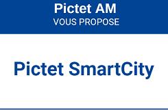 Découvrez Pictet-SmartCity, un fonds pour investir dans les villes du futur