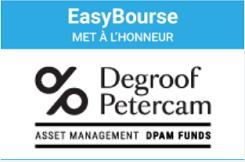 Découvrez les 9 fonds phares de Degroof Petercam AM commercialisés sur EasyBourse