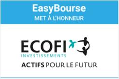 Découvrez  les 6 fonds phares d'Ecofi Investissements commercialisés sur EasyBourse