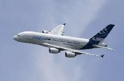 L'A380 �pingl� par les autorit�s europ�ennes, l'action EADS souffre