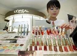 L'Oréal affiche toute sa solidité au premier  trimestre