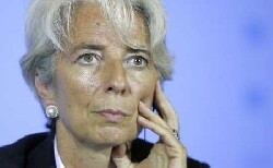 Déficit public 2011 : la mise au point de Lagarde