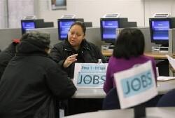 USA : le taux de chômage baisse à 7,7% en novembre