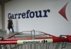 Carrefour : �Quand on arrive en ville...�