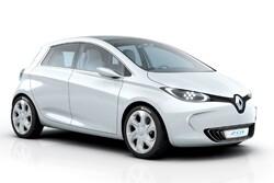 La voiture électrique démarre tout doucement en France