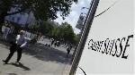 L'action Credit Suisse chute de près de 5% après son annonce d'augmentation de capital