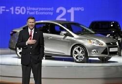 Ford met le turbo en Chine, le marché apprécie