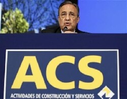 ACS sur le point de devenir le leader européen du BTP