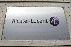 Alcatel-Lucent : retour aux bénéfices au quatrième trimestre, le titre flambe
