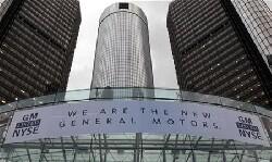 GM règne à nouveau sur le marché automobile mondial