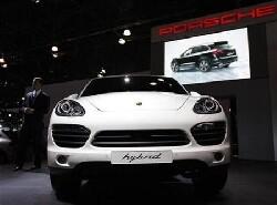 Nouveaux records de ventes pour Audi et Porsche