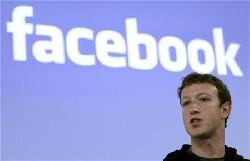 Facebook chute au 2e jour de cotation