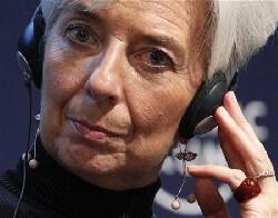 Le FMI deux fois moins optimiste que le gouvernement français