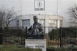 Solvay : hausse de 12% du bénéfice trimestriel