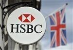 HSBC perd près de 5% après l'annonce de ses résultats