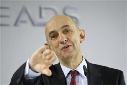 EADS décolle en bourse après ses résultats 2011