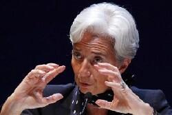 Embellie économique: C.Lagarde adepte de la méthode Coué